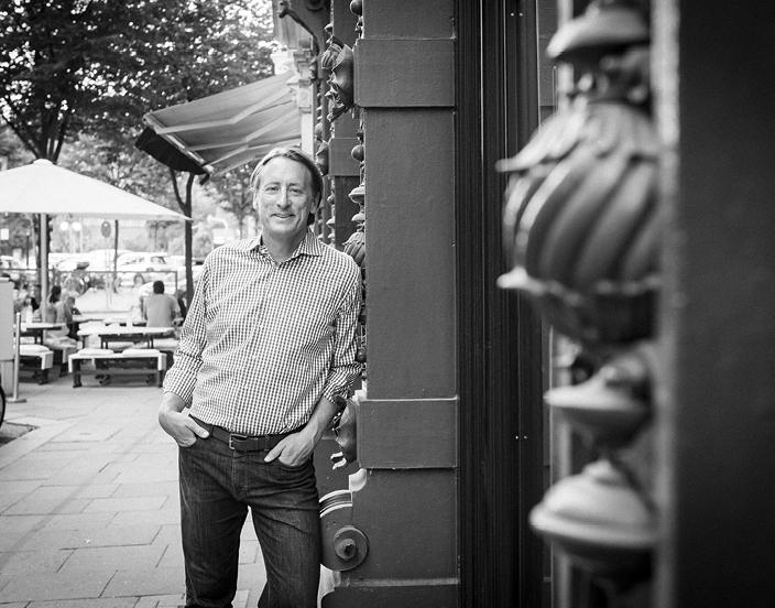 Unternehmensentwickler und Konfliktlöser Thorsten Visbal